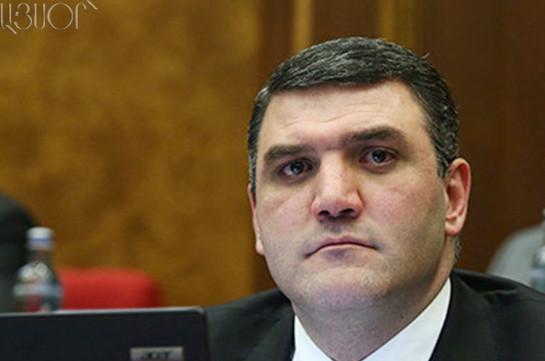 На данный момент процесс исключения Азербайджана из состава СЕ довольно реалистичен – Геворк Костанян