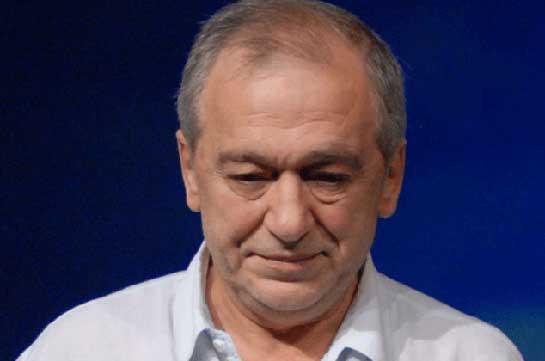 Он постоянно жаловался на условия содержания – друг Левона Айрапетяна