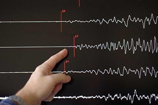 ВИталии случилось землетрясение