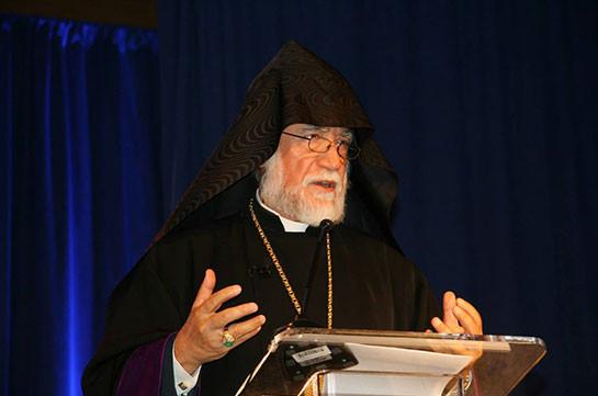 Католикос Арам Первый считает несправедливым подход ЕСПЧ по делу о возвращения Католикосата Сиса
