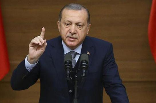 Эрдоган предложил «Исламской восьмерке» перейти на расчеты в нацвалютах