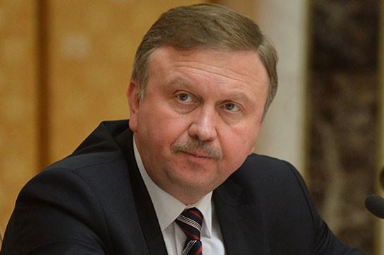 Премьер Беларуси: Для нас наиболее чувствительный вопрос – формирование единого рынка газа и нефти