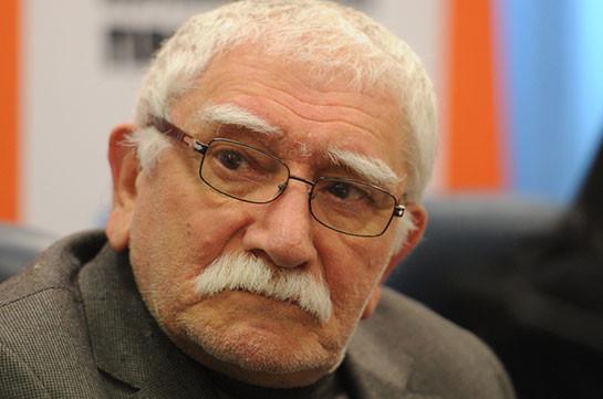 В Москве возбудили дело из-за слежки за Джигарханяном