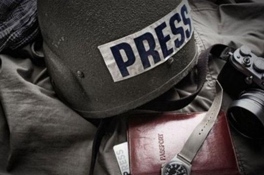 По данным ЮНЕСКО, более 900 журналистов убиты в мире за последние 11 лет