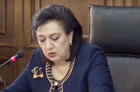 Нужно подумать о том, чтобы платить репатриантам соответствующую зарплату, создать условия – Грануш Акопян