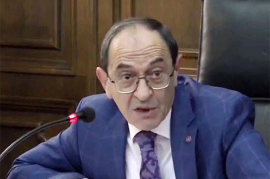 Замглавы МИД Армении: односторонние уступки поКарабаху— это мазохизм
