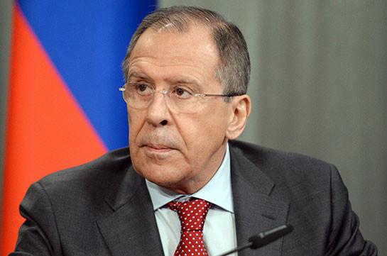 Лавров: Минская группа ОБСЕ активно работает над урегулированием карабахского конфликта
