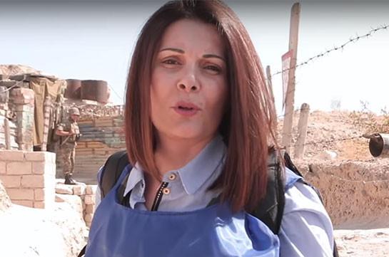 Телеканал «CNNGreece» снял фильм про Нагорный Карабах (Видео)