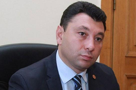 Шармазанов выступит на открытии выставки под девизом «Парламентарии против геноцидов»
