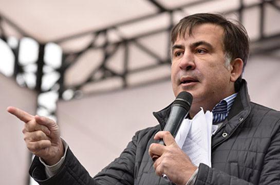 Саакашвили заявил о задержании 11-летнего сына в киевском аэропорту