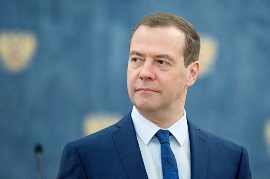 Медведев ЕврАзЭС заинтересован в широкой кооперации с АСЕАН