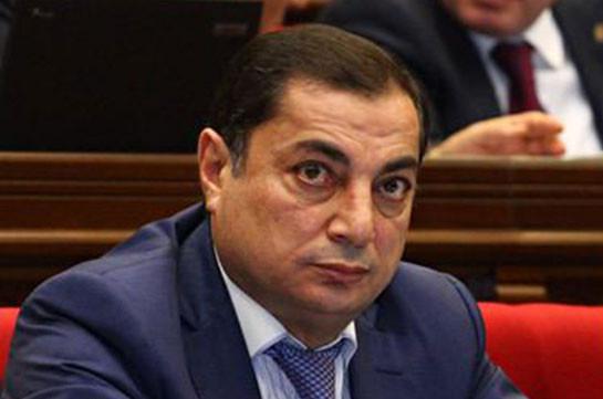 Վիգեն Սարգսյանը մեր երկրի ամենաառանցքային քաղաքական գործիչներից մեկն է. Վահրամ Բաղդասարյան