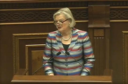 Глава Сената Нидерландов: Армения может быть связующим звеном между Россией и ЕС