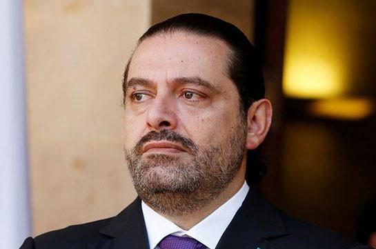 Премьер Ливана Харири собирается вернуться домой