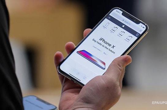 Apple-ը շտկել է ցրտին iPhone X-ի սենսորի աշխատանքի սխալը