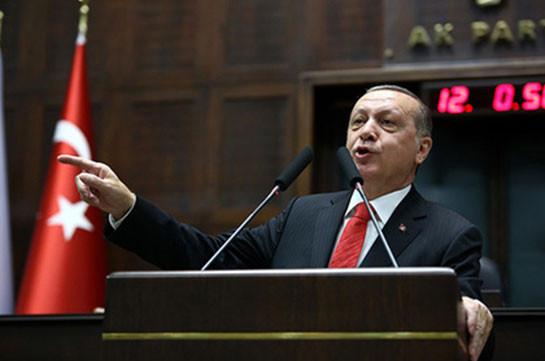 Эрдоган обвинил США в финансировании ИГ
