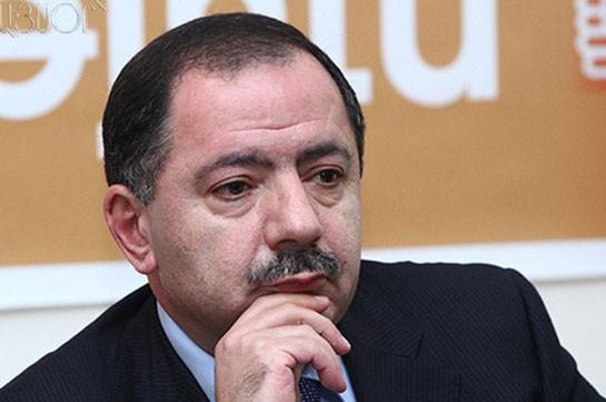 АРФ Дашнакцутюн: Армянская традиционная семья не признает насилие