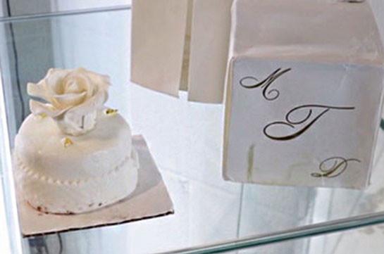 Пирожное споследней свадьбы Трампа продали за2 тысячи долларов