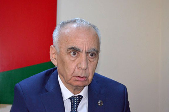 Мочеизлияние в мозг. Как бакинский мэр встречался с Гейдаром Алиевым «на пьедестале святости»