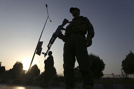 ВАфганистане смертник подорвал себя вовремя демонстрации