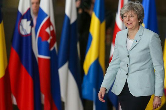 Великобритания иЕС засекретят счет заBrexit