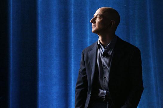 Состояние основоположника Amazon превысило $100 млрд