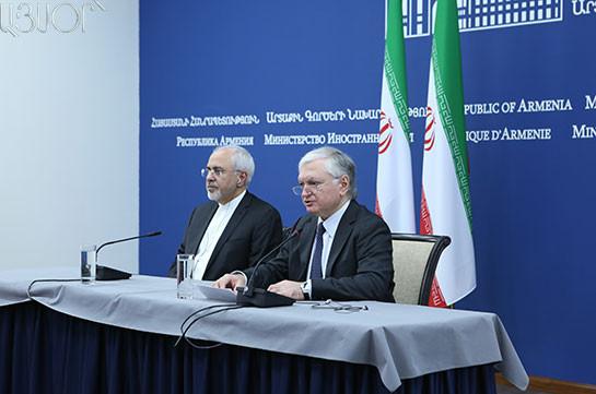 Эдвард Налбандян: Сотрудничества Ирана с ЕАЭС обеспечит прогресс в деле развития армяно-иранских экономических отношений