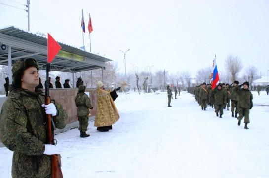 В Армении началась боевая учеба военнослужащих ЮВО