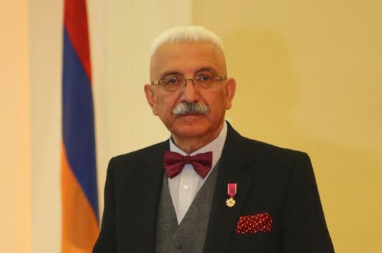 Иран заинтересован в проложении трассы транзита по территории Армении. Гайк Котанджян