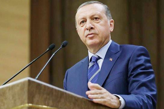 Эрдоган обвинил США впопытках шантажа