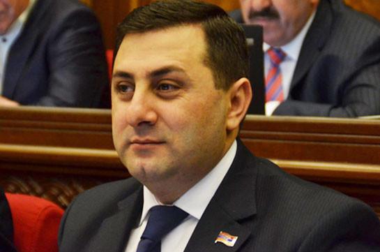 Самвел Фарманян избран заместителем председателя комиссии ПАСЕ по правовым вопросам и правам человека