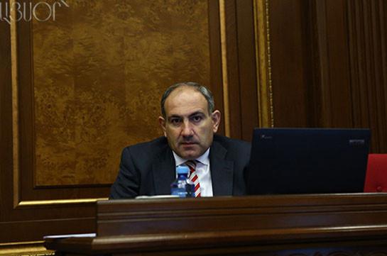 Депутат Никол Пашинян: Отец и мать, которые решают, сколько раз в неделю сын и невестка должны заниматься сексом. Это наши семейные традиции?