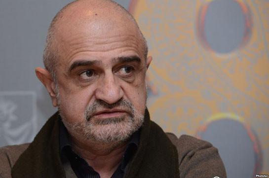 Ռուբեն Բաբայանն առաջարկում է Կ. Ստանիսլավսկու անվան ռուսական թատրոնը կոչել Ալեքսանդր Գրիգորյանի անունով