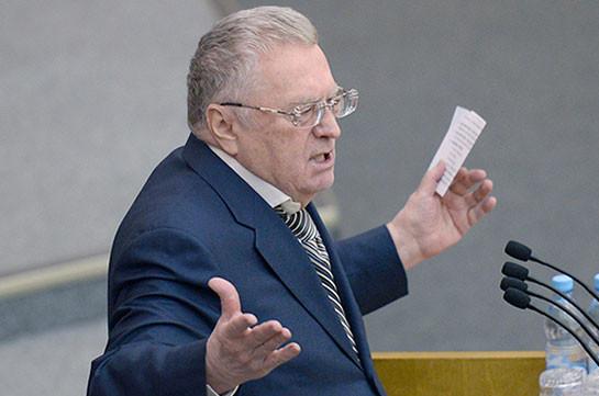 ՄՕԿ-ի Ռուսաստանի հավաքականի վերաբերյալ որոշումը Ժիրինովսկին մարզական ռասիզմ է անվանել
