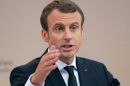 Ֆրանսիան չի աջակցում Թրամփի՝ Երուսաղեմը որպես Իսրայելի մայրաքաղաք ճանաչելու որոշմանը
