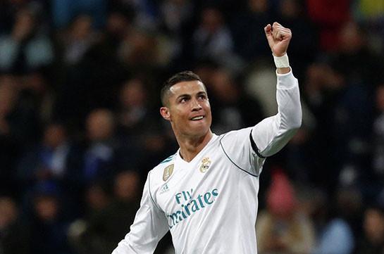 Ռոնալդուն դարձել է ՉԼ-ի խմբային փուլի բոլոր 6 խաղերում գոլ խփած առաջին ֆուտբոլիստը