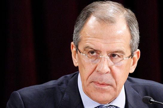 Лавров: Россия будет способствовать поиску взаимоприемлемых развязок по Карабаху