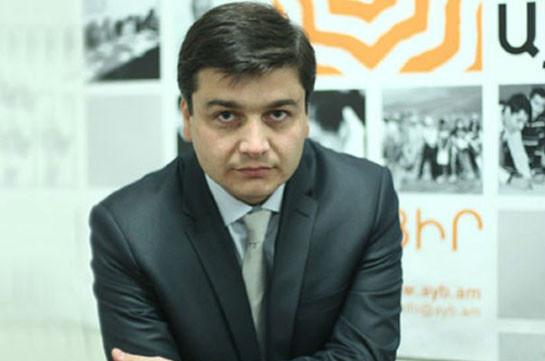 Давид Саакян: Борьба с коррупцией – это составная часть воспитания