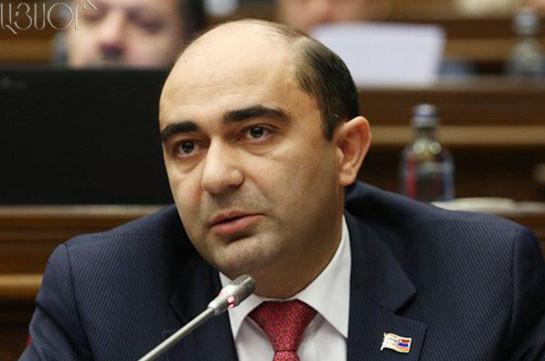 Эдмон Марукян: Хосрова арутюняна и Акопа Акопяна выбрали граждане