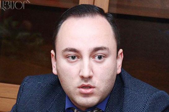 Джонни Меликян: Грузины разделяют боль армян, но не могут признать Геноцид армян из-за интересов страны