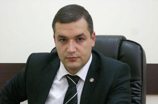 Тигран Уриханян отказался прокомментировать выдвижение кандидатуры Артака Зейналяна на пост президента Армении