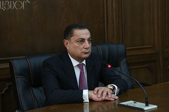Незаменимых людей нет – Ваграм Багдасарян о смене президента