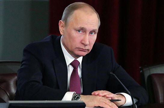 Путин: заграничные инвестиции вэкономикуРФ увеличились вдва раза