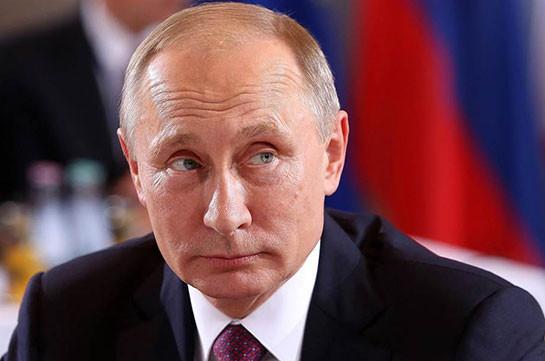 Путин: Мынедопустим в РФ майдана, покоторому бегают «десятки Саакашвили»