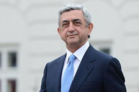 Лавров не выступал с новыми предложениями по карабахскому урегулированию - Серж Саргсян