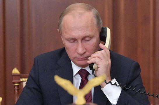 Трамп и Путин обсудили вопросы вокруг КНДР
