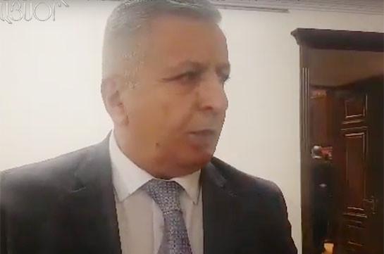 Նախևառաջ «Ծառուկյան» դաշինքը քննարկում է վարչապետի՝ իր թեկնածուի հարցը. Սերգեյ Բագրատյան