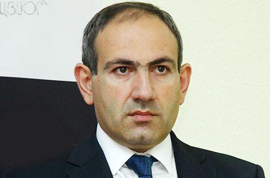 Никол Пашинян: Моя критика в адрес АНК на 100 процентов стала реальностью