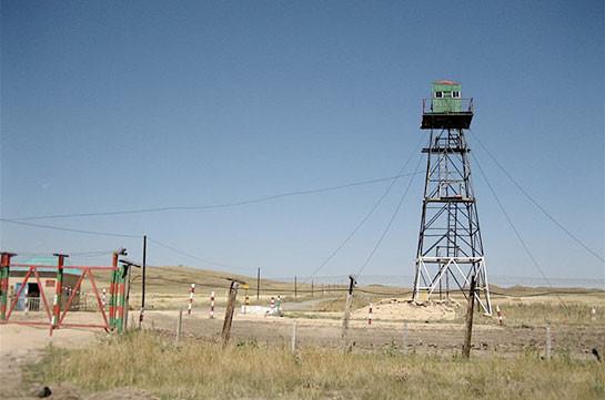 Погрануправление ФСБ РФ в Армении устанавливает современные комплексы охраны на армяно-турецкой границе