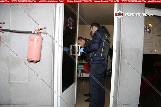 В результате стрельбы на бензоколонке в Ереване 1 человек получил ранение